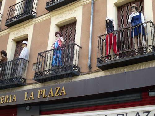 פלאסה סן מיגל, מדריד