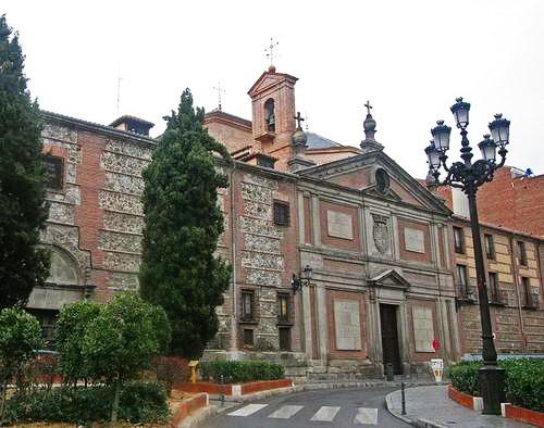 מנזר דה לאס דסקאלסאס ריאלס, מדריד
