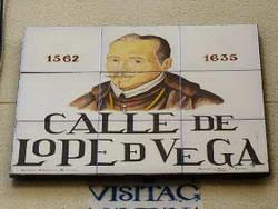 הרובע הספרותי, מדריד
