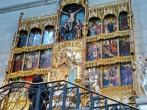 קתדרלת אלמונדה, מדריד