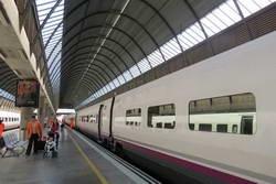 רכבות בספרד