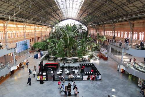 תחנת הרכבת אטוצ'ה, מדריד