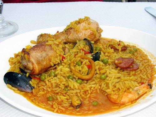 אורז אפריקאי בספרד, יבוא מהשכנות מדרום