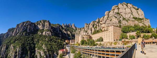 מנזר מונטסראט, ספרד