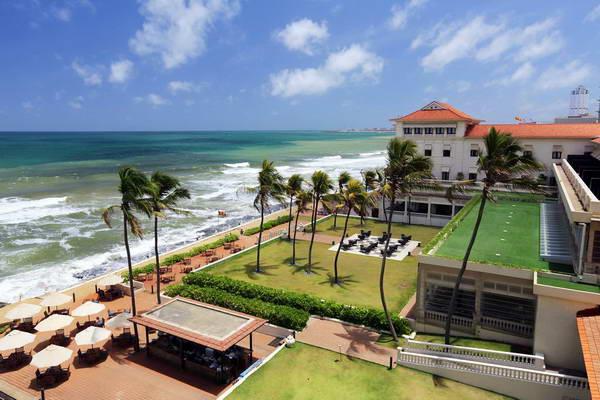 סרי לנקה, מלון בקולומבו