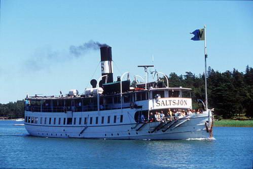 שייט בארכיפלג האיים של סטוקהולם