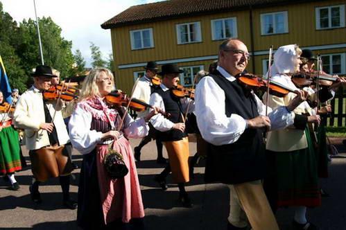 חגיגות היום הארוך ביותר, שבדיה