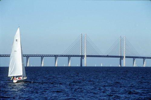 גשר ארסונד, מקשר את שבדיה לדנמרק ולמרכז אירופה