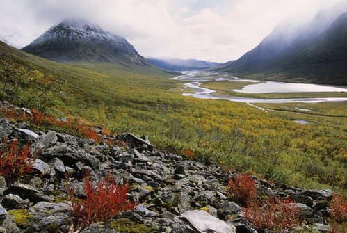הפארק הלאומי סארק, שבדיה