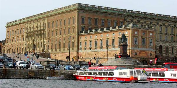 טיול בסטוקהולם