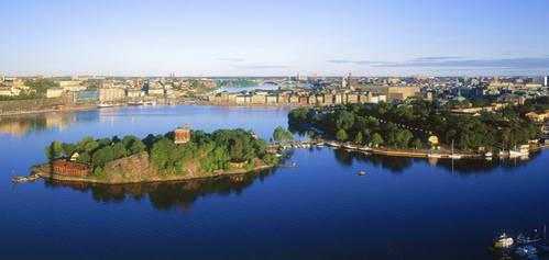 14 איים וגשרים רבים - העיר בין הגשרים