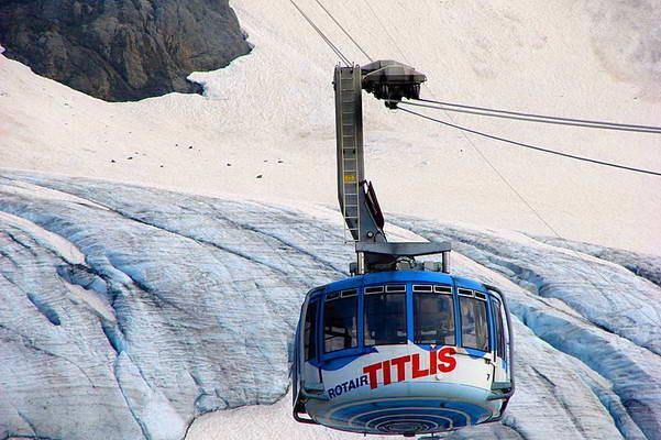 הר טיטליס, שוויץ
