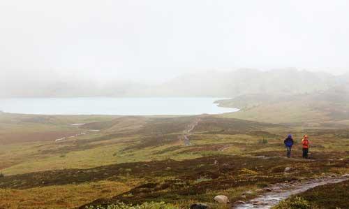 חצי האי קינאי, אלסקה