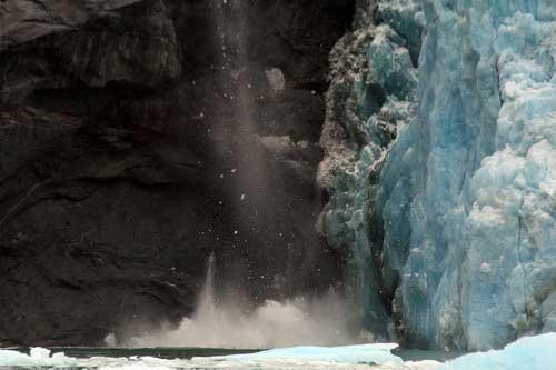דרום מזרח אלסקה, קרחון לקונט