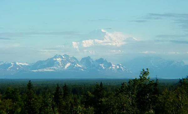 אלסקה, טלקיטנה