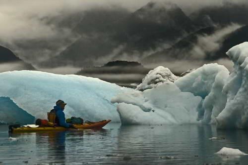 אלסקה, קרחון קולומביה
