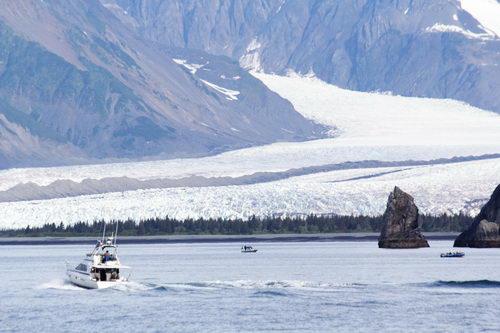 אלסקה, שמורת קינאי