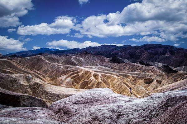 עמק המוות, קליפורניה, ארה