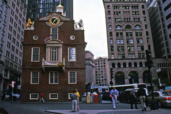 בניין העירייה, בוסטון
