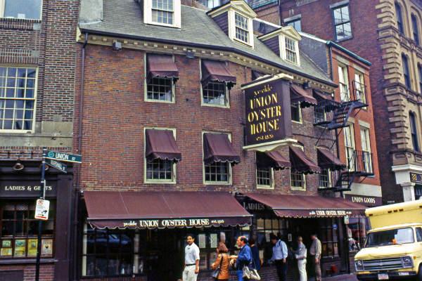 צדפות בבוסטון