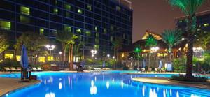 מלון בדיסנילנד, קליפורניה