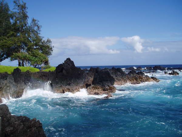 חוף המוקה (Hamakua Coast)