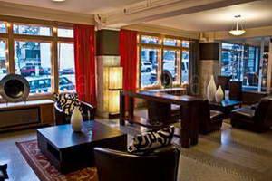 מלון מומלץ בסיאטל