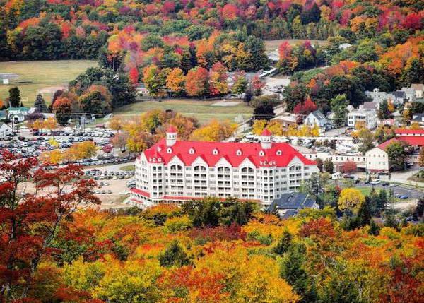 מלון מומלץ בהרים הלבנים, לינקולן, ניו המפשר