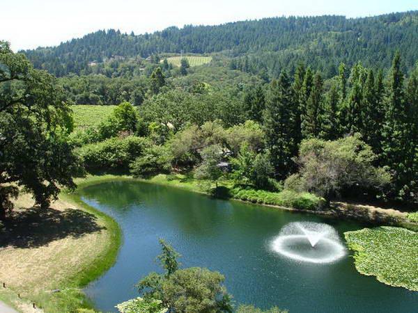 יקב סטרלינג, עמק נאפה, קליפורניה
