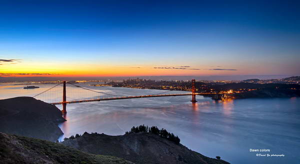 גולדן ברידג', סן פרנסיסקו