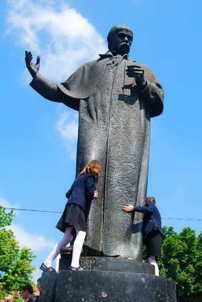 לבוב, מערב אוקראינה