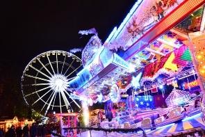 יריד ה- Winter Wonderland בהייד פארק