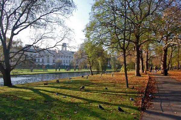 פארק ריג'נטס, לונדון