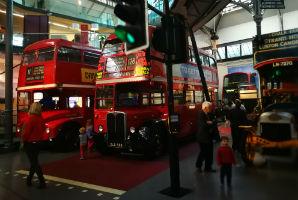 מוזיאון התחבורה, לונדון