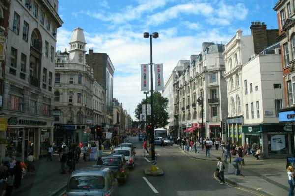 רחוב אוקספורד