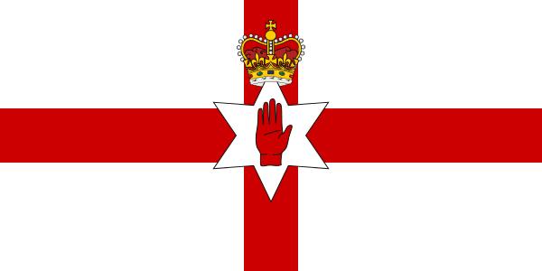 דגל צפון אירלנד