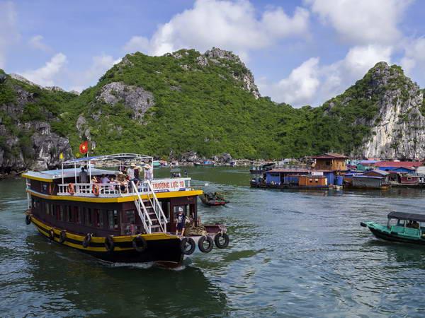 האי קאט בה, צפון וייטנאם