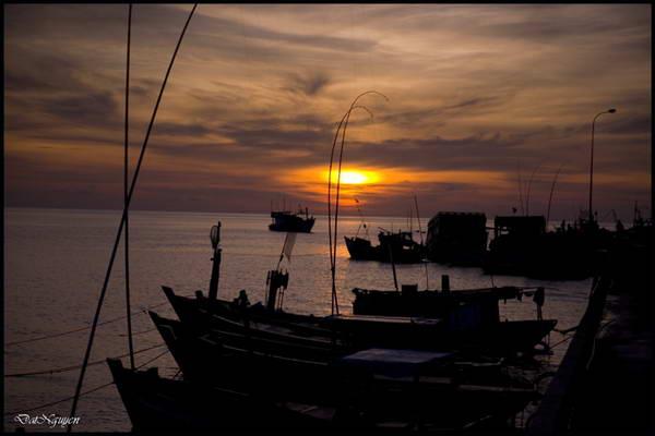 שקיעות באי פוקוק, וייטנאם
