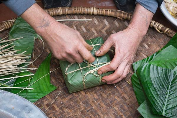 עוגות מסורתיות בוייטנם