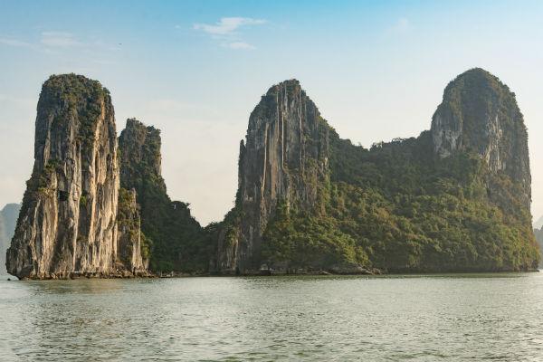 מפרץ הלונג, ויטנאם