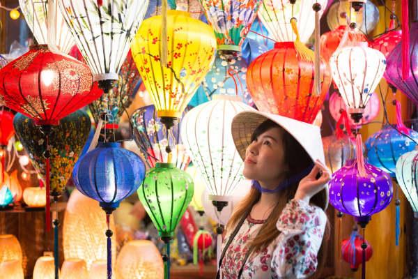 פסטיבל הפנסים, ויטנאם