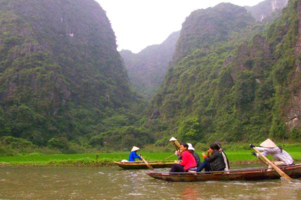 נין בין, וייטנאם