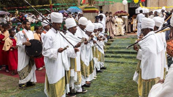 חגיגות חג הטימקאט, אתיופיה