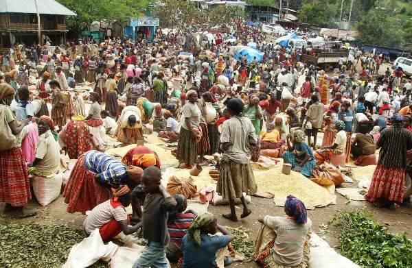 שוק הקונסו, אתיופיה