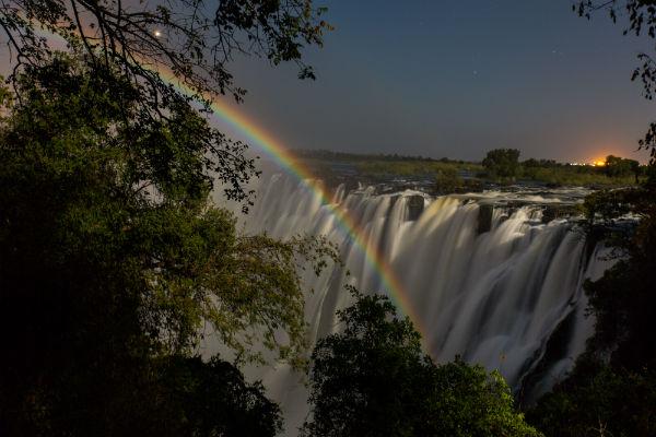 ספארי בזמביה