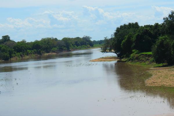 טיול בזמביה, שמורות טבע