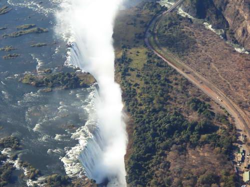 זמביה, מפלי ויקטוריה