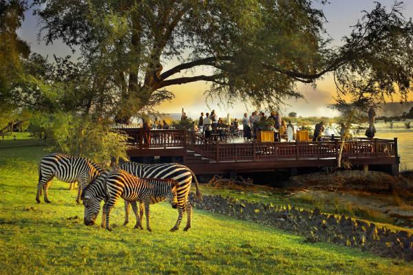 בתי מלון בזמביה