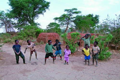 ילדי זמביה