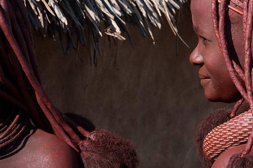 שבט הררו, נמיביה
